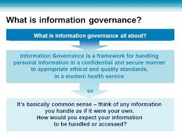 Quick Guide To Undertaking An Information Governance Compliant