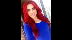 Dark Red To Light Red Hair How To Dye Dark Hair Bright Red Without Bleach