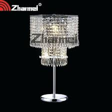 antique waterford crystal chandelier antique crystal table lamps amazing chandelier desk lamps picture for crystal chandelier