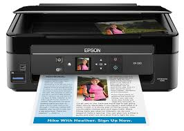 Epson Expression Home Xp 330 Wireless Color Photo Printer With