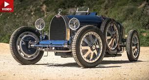 Shipped to pa in 2008. Matt Farah Tries Out A 1927 Bugatti Type 35 Grand Prix Replica Carscoops