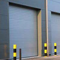 commercial garage doorsPrecision Commercial Garage Doors  Rolling Steel Doors  Roll Up