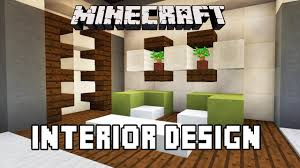 house furniture design ideas. Minecraft Tutorial: Bathroom And Furniture Design Ideas (Modern House Build Ep. 27) - YouTube