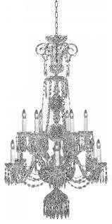 waterford ardmore 12 arm chandelier