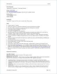 Resume Format Word File Download Publicassets Us