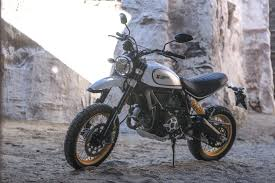 the 2017 ducati scrambler desert sled will exceed your