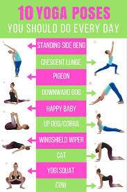 no matter where you find yourself on your fitness journey there is one thing we all have one thing in mon the need to stretch here are the 10 yoga