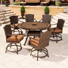 Brentwood Outdoor Dining Set 7 pc Sam s Club