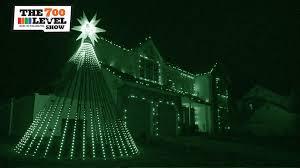 Christmas Lights Nhl 18 Eagles Themed Christmas Light Show Nbc Sports Philadelphia