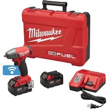 m18 fuel logo. milwaukee m18 fuel 3/8in. impact wrench kit with one-key \u2014 fuel logo e