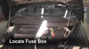 interior fuse box location 2006 2011 chevrolet hhr 2007 blown fuse check 2006 2011 chevrolet hhr