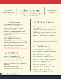 Review Our Updated Resume Examples 2017 Resume Examples 2017