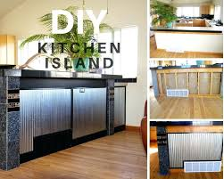 kitchen mesmerizing kitchen island with corrugated metal in nightmares full episodes