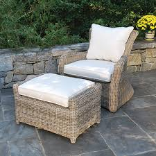 kingsley bate sag harbor. Interesting Harbor Kingsley Bate Sag Harbor Lounge Chair With Navy Cushions In