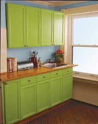 Green Kitchen Cabinet Doors Kitchen Natural Green Wood Base Cabinet Organizer Green Wood
