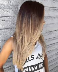 This Cut And Cascading Ombré Goals
