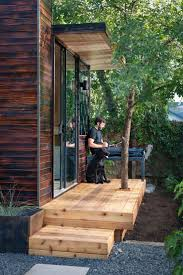 backyard office prefab. 92 square foot backyard office by sett studio prefab