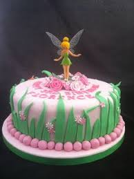 62 Best Tinkerbell Birthday Cakes Images Birthday Cakes Fondant