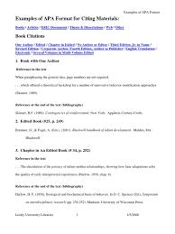 Apa Citation Format Diagnostic And Statistical Manual Of Mental