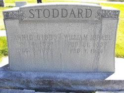 Fannie Gibbs Stoddard (1857-1934) - Find A Grave Memorial