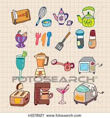 kitchen appliances clipart. Exellent Appliances Clip Art  Kitchen Appliances Icon  Fotosearch Search Clipart  Illustration Posters Drawings To Appliances Clipart E