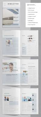 Newsletters Templates 25 Modern Indesign Newsletter Templates