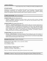 Nurse Resume Objective Nursinges Best Of Rn Top Example Writing
