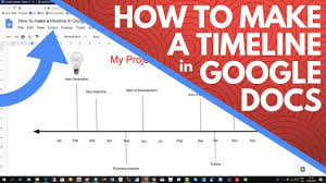 How To Make A Venn Diagram On Google Slides How To Make A Timeline In Google Docs