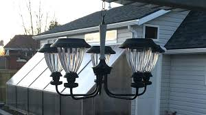 outdoor solar chandelier build a low cost outdoor solar chandelier outdoor solar chandelier diy garden meadow outdoor solar chandelier