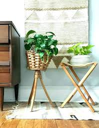 wooden plant holder wood plant stand indoor tall wooden wicker planter vintage white outdoor wooden plant wooden plant holder