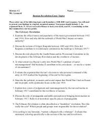 russian revolution worksheet russian revolution essay topics pdf