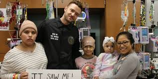 Read this biography to learn more about his childhood, profile, life and timeline. Justin Timberlake Surprises Patients At Children S Hospital