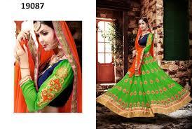 Designer Lehenga Catalogue Gharana Designer Lehenga Choli Catalogue Artistryc Indian