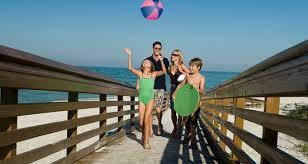 hilton cocoa beach oceanfront florida hotel family beach outing