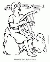 Brilliant and Interesting Bible Coloring Pages Free pertaining to ...