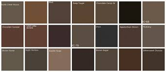 light brown paint colorsDark Brown Paint Colors Designers Favorite Brands Colo  Flickr