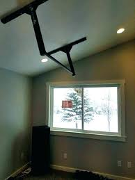 ceiling fan for slanted mounted on sloped adapter canopies decoration the most installing fans to ceilings