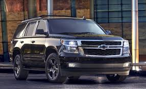 Chevrolet Tahoe - Overview - CarGurus