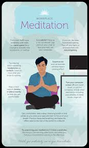 how to meditate in office. Workplace Meditation - How Five Minutes Of Can Change Your Life To Meditate In Office