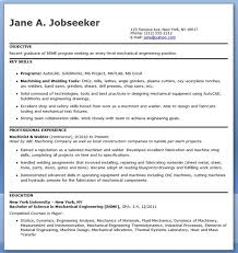 mechanical engineering resume template entry level entry level engineering resume