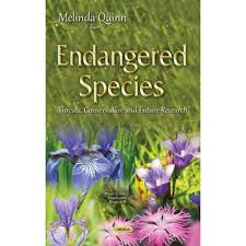 Endangered Species, Threats, Conservation & Future Research by Melinda Quinn  | 9781634844048 | Booktopia