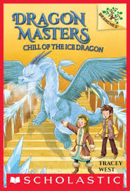 chill of the ice dragon a branches book dragon masters 9