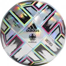 <b>Мяч</b> футбольный <b>adidas Uniforia</b> Training мультицвет цвет ...