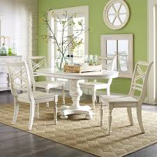 riverside furniture placid cove 5 pc round table