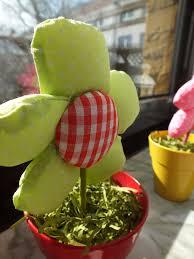 Herbstblatt Kreationen Frühlingsdeko Auf Meiner Fensterbank