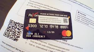 payoneer master card in stan 2018 get your free payoneer master card