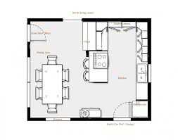 kitchen floor plans | Brilliant Kitchen Floor Plans with Wood Accent Bring  Out Natural Look .