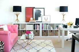 Office Design For Small Spaces Delectable Office Decor Celebrity Interior Designer Executive Womens