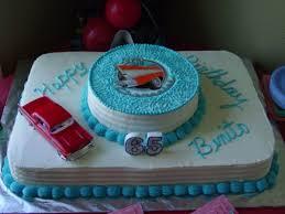 57 Chevy Edible Printout - CakeCentral.com