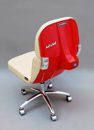 crazy office chairs. via crazy abalone office chairs